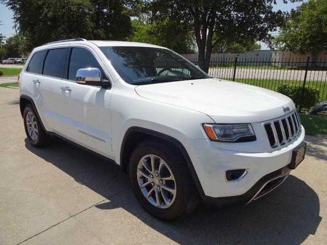 2014 Jeep Grand Cherokee Limited Diesel 4WD