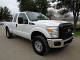 Ford F250 XL SuperCab SB 6.2L 4WD 2014