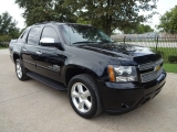 Chevrolet Avalanche LT Black Diamond Edition 2013