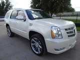Cadillac Escalade Premium Diamond Edition NAV TV/DVD 2012