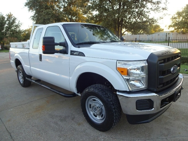 2014 Ford F-250 XL Ext. Cab 4WD 6.2L