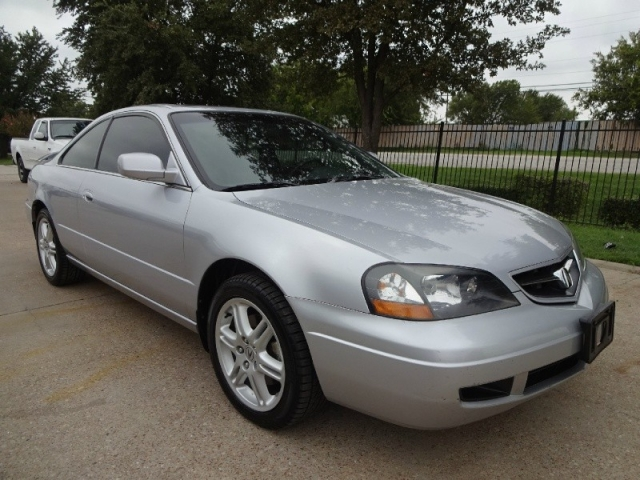 2003 Acura CL Coupe 3.2L Type S