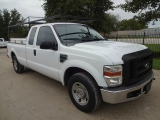 Ford F250 XL Ext.Cab 2WD 5.4L 2008
