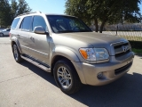 Toyota Sequoia SR5 Leather V8 5.7L 2007