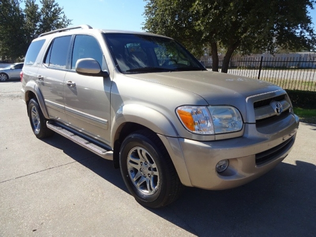 2007 Toyota Sequoia SR5 Leather V8 5.7L