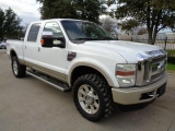 Ford F350 King Ranch Crew Diesel 4WD 2010