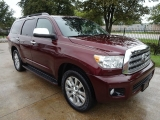 Toyota Sequoia Limited V8 5.7L 2011