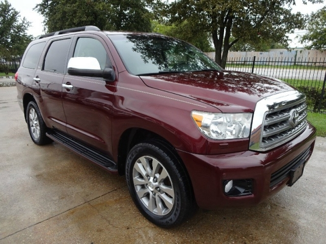 2011 Toyota Sequoia Limited 5.7L