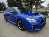 Subaru WRX Premium AWD 6Spd Manual 2015