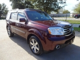 Honda Pilot Touring 4WD NAV TV/DVD 2013