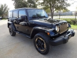 Jeep Wrangler Unlimited Dragon Edition Navigation 4WD 2014