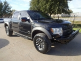 Ford F150 SVT Raptor SuperCrew 4WD 2012