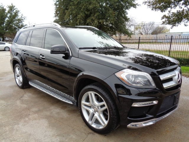 2013 Mercedes-Benz GL550 4MATIC AMG Pkg