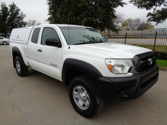 2014 Toyota Tacoma PreRunner Ext. Cab 2.7L