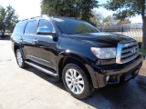 Toyota Sequoia Platinum NAV TV/DVD 4X4 2012
