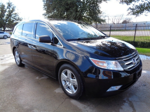 2012 Honda Odyssey Touring NAV TV/DVD