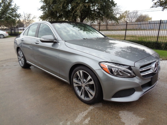 2015 Mercedes-Benz C300 Seadn NAV Panoramic