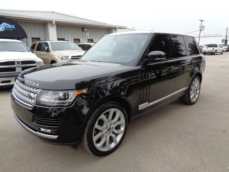 Land Rover Range Rover HSE Supercharged 4WD 2014 price $38,495