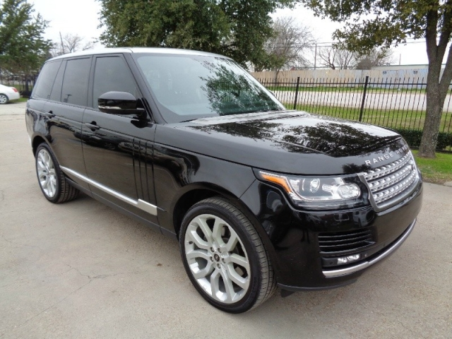 2014 Land Rover Range Rover HSE Supercharged 4WD