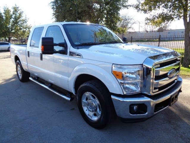 2015 Ford Super Duty F-250 XLT Crew Cab 2WD
