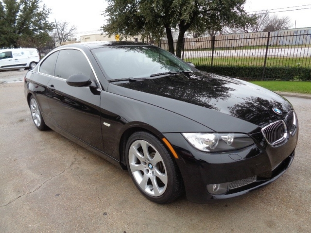 2007 BMW 335i Coupe 6 Speed Manual