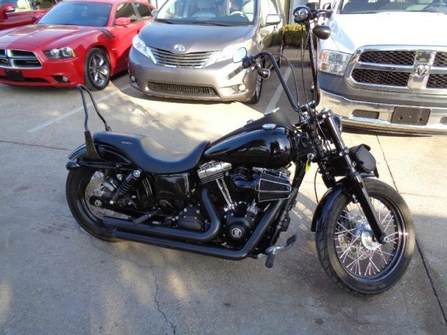 2014 Harley-Davidson FXDB Dyna Street Bob 1700cc