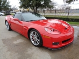 Chevrolet Corvette Z06 2LZ 7.0L 505HP 2009