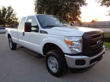 Ford F250 XL SuperCab Long 6.2L 4WD 2013