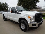 Ford F250 XL SuperCab LB FX4 6.2L 4WD 2015