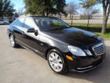 Mercedes-Benz E350 BlueTec Luxury 2012