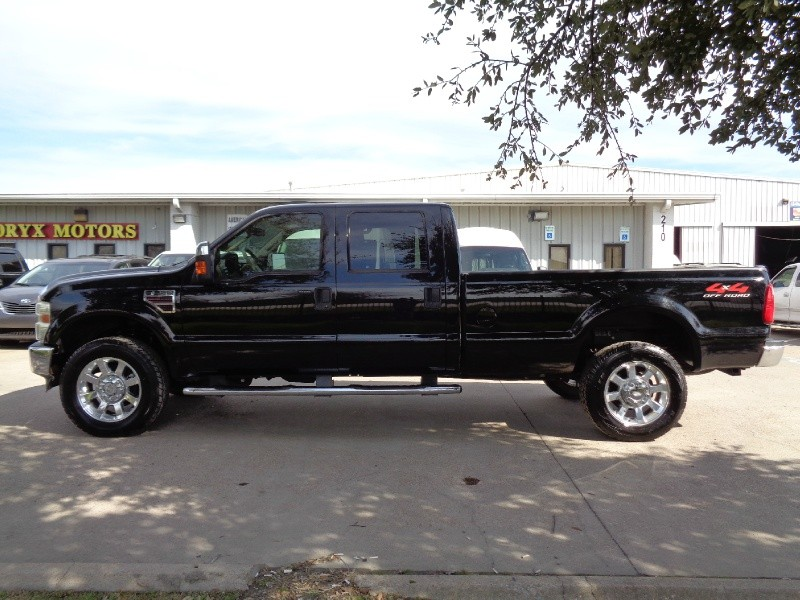 Ford F350 Lariat Crew Diesel 4WD 2008 price $19,995