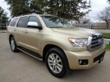 Toyota Sequoia Limited Navigation 4WD 2012