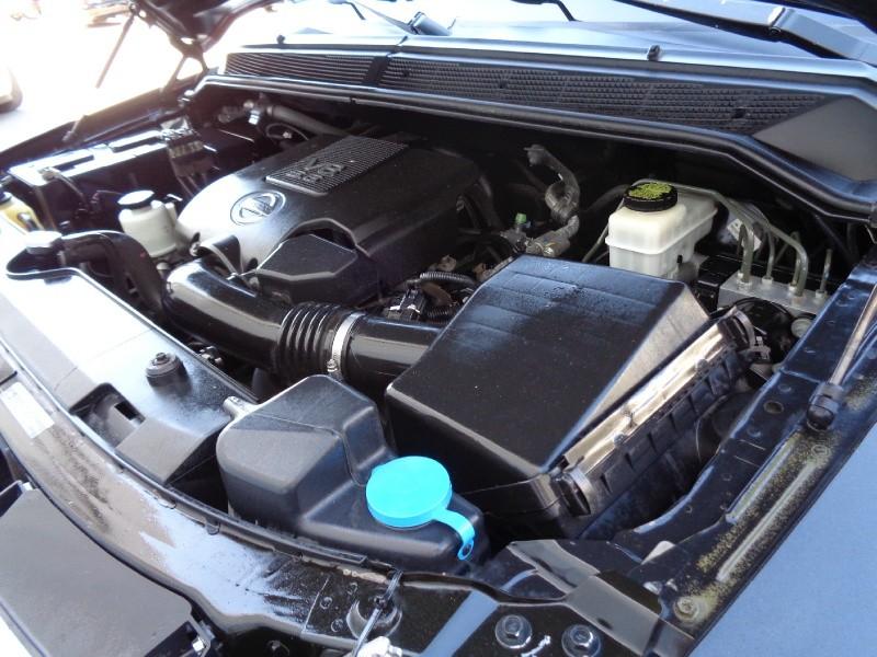 Nissan Titan Pro-4X Crew 4WD 2014 price $16,995