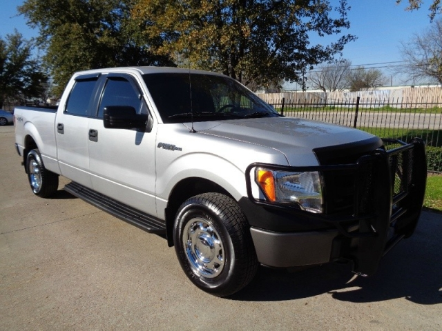 2014 Ford F150 XL HD Crerw V8 5.0L 4WD