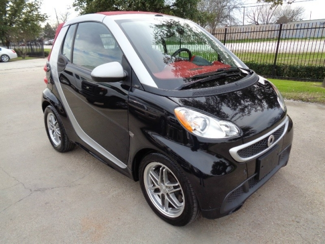 2013 Smart Fortwo Passion Convertible