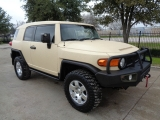 Toyota FJ Cruiser 4WD 6Spd Manual 2007