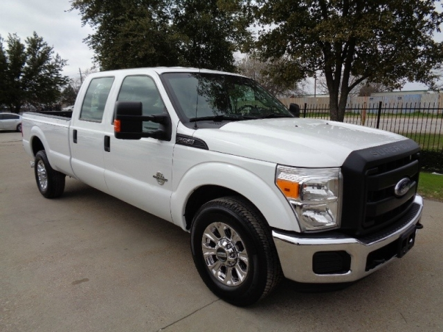 2015 Ford Super Duty F-250 XL Crew Cab Diesel