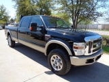 Ford F250 King Ranch Crew Diesel 4WD 2008