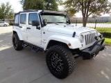 Jeep Wrangler Sahara Unlimited 4WD 2018