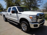 Ford Super Duty F-250 XLT Crew Cab 4WD 2014