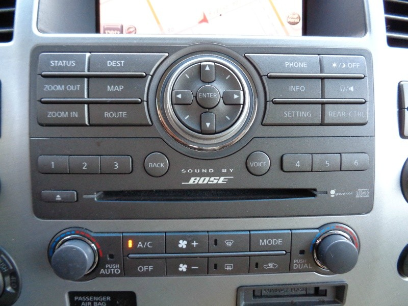 Infiniti QX56 NAV TV/DVD 4X4 2010 price $13,995