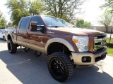 Ford F-250 King Ranch FX4 Crew Diesel 4WD 2011