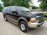 Ford Excursion Limited 7.3L Diesel 4WD 2000