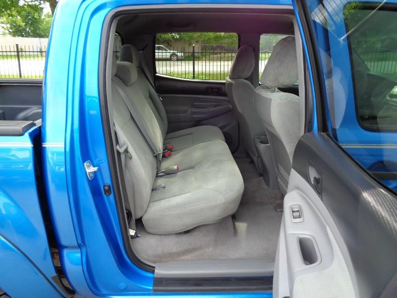 Toyota Tacoma SR5 Double Cab V6 4WD 2009 price $12,495