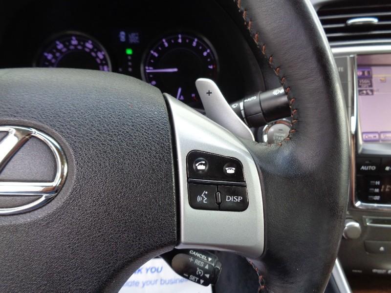 Lexus IS 250 Convertible Navigation 2014 price $15,495