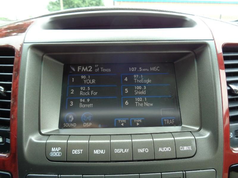 Lexus GX470 Navigation 3rd Seat 4WD 2008 price $11,995