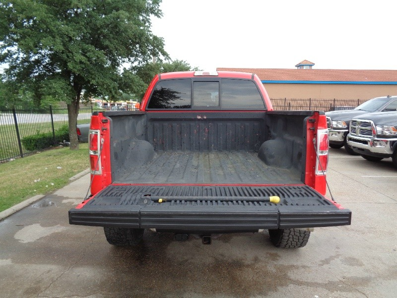 Ford F150 XLT Texas Edition Crew 4WD 2013 price $19,495