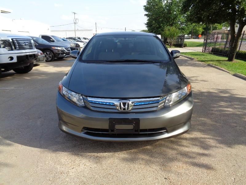 Honda Civic Hybrid Leather 2012 price $5,995