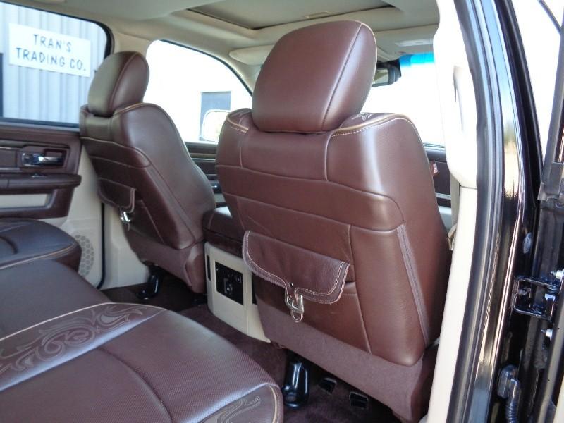 RAM 2500 Laramie Longhorn HEMI 4WD 2015 price $23,495