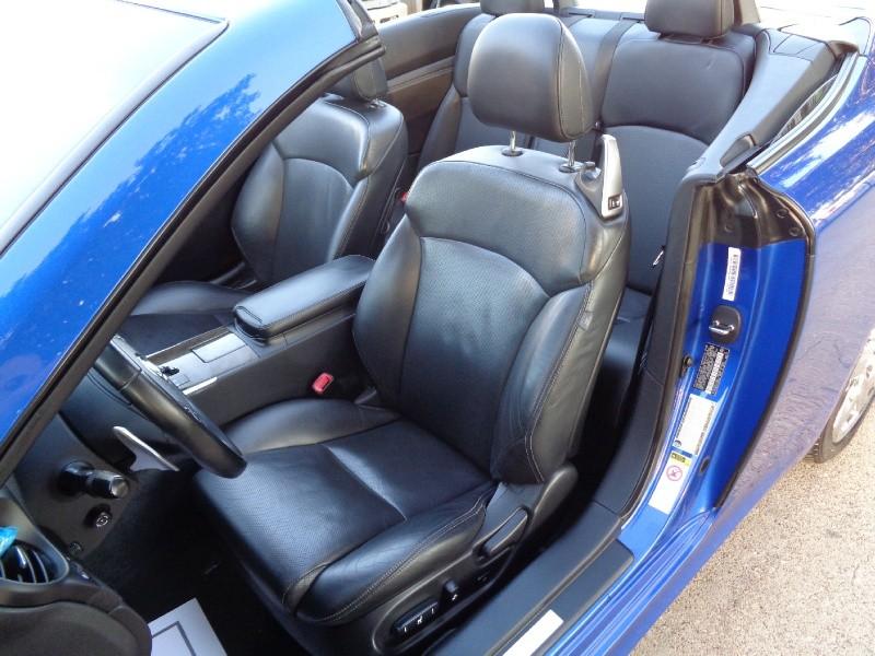 Lexus IS250 Convertible Navigation 2010 price $10,995